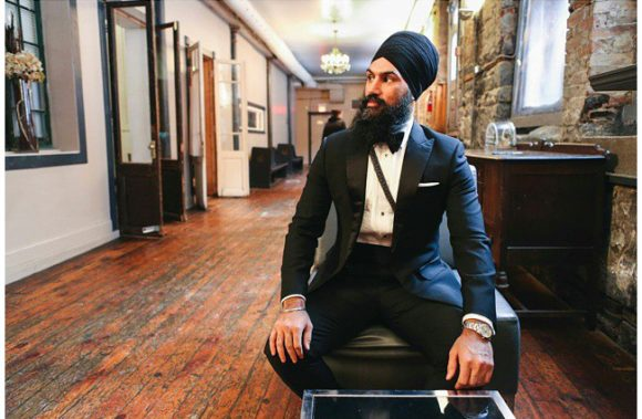 Trudeau's political rival is a Canadian Sikh with swag – Jagmeet Singh