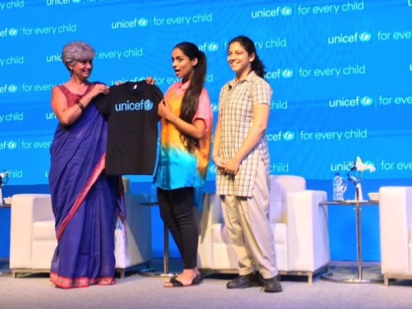 'Superwoman' Lilly Singh appointed UNICEF's Global Goodwill Ambassador